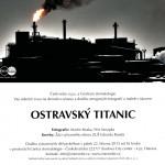 Čisté nebe zve na derniéru Ostravského Titaniku