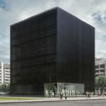 Petice za stavbu nové Moravskoslezské vědecké knihovny v Ostravě podle vítězného projektu z veřejné architektonické soutěže z roku 2004