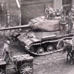 Před 68 lety byla osvobozena Ostrava