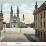Camillo Sitte a jeho urbanistické projekty v Ostravě