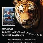 Letní kino v zoo Ostrava