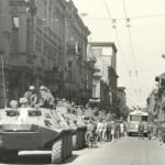 Před 45 lety v srpnu 1968 obsadily Ostravu sovětské tanky