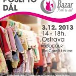 Speciální charitativní bazar v Cooltouru