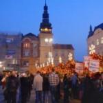 Vánoční trhy v centru Ostravy začnou prvního prosince