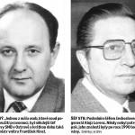 Boleslav Navrátil: StB v Ostravě skončila už o Vánocích 1989, zdroj: Moravskoslezský deník 21. 12. 2013
