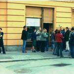 Rozhovor s Petrou Čiklovou o dnes již zaniklých ostravských galeriích Eingang a 761
