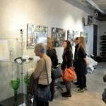 Komorní scéna Aréna oslaví v květnu 20 let a zve na výstavu