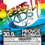 Beats4kids - Den dětí i elektronický večírek na Hlubině