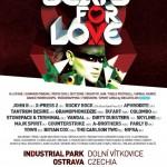 Festival elektronické hudby Beats for Love v Dolních Vítkovicích
