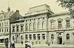 Budova Národního domu (dnešní Divadlo Jiřího Myrona) slaví 120 let