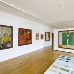 Známý brněnský umělec Bohumír Matal vytvořil v Ostravě dnes již zaniklou vitráž pro hotel Fénix