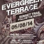 Americká hardcorová kapela Evergreen Terrace zahraje v Barráku