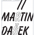 Martin Dašek v Galerii Lauby