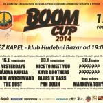 Finále Boomcupu v Hudebním bazaru