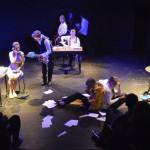 Derniéra představení Povídky malostranské ve Staré Aréně