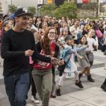 Mezinárodní den tance v ulicích centra Ostravy