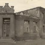 Fotografie Poruby za druhé světové války na porubské radnici