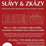U Ostravice-Textilie vznikne infostezka, která připomene pohnutou historii této ostravské architektonické ikony
