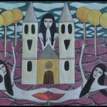 Ostravský malíř Martin Cach vystaví na jeden den tisíce obrazů