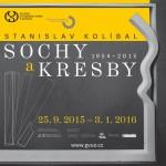 Sochař Stanislav Kolíbal oslavuje devadesátiny velkou retrospektivní výstavou v Ostravě