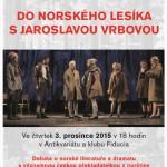 Překladatelka Lindgrenové a Gaardera Jaroslava Vrbová přijede do Ostravy