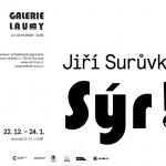 Výstava Jiřího Surůvky v Galerii Lauby