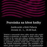 Ostravský křest knihy Holokaust a jiné genocidy