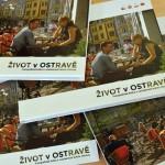 Vyšla nová fotopublikace Život v Ostravě