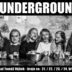 Ostravské undergroundové pašije v klubu Les