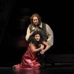 Ostravské divadlo získalo jednu Thálii - pěvkyně Iordanka Derilova byla nominována za hlavní rol v opeře Ohnivý anděl