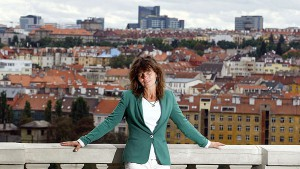 Praha, Anežka Charvátová, rozhovor