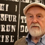 Malíř Eduard Ovčáček vystaví v divadle Sedm obrazů