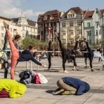 Mezinárodní den tance v centru Ostravy
