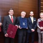 Pětice osobností převzala Čestné občanství a Ceny města Ostravy