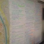 Dílna o centru přinesla více než 50 návrhů na zlepšení veřejných prostranství, výstupem je i speciální mapa