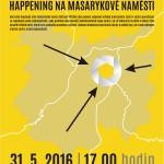 Zaostřeno na centrum - happening na Masarykově náměstí