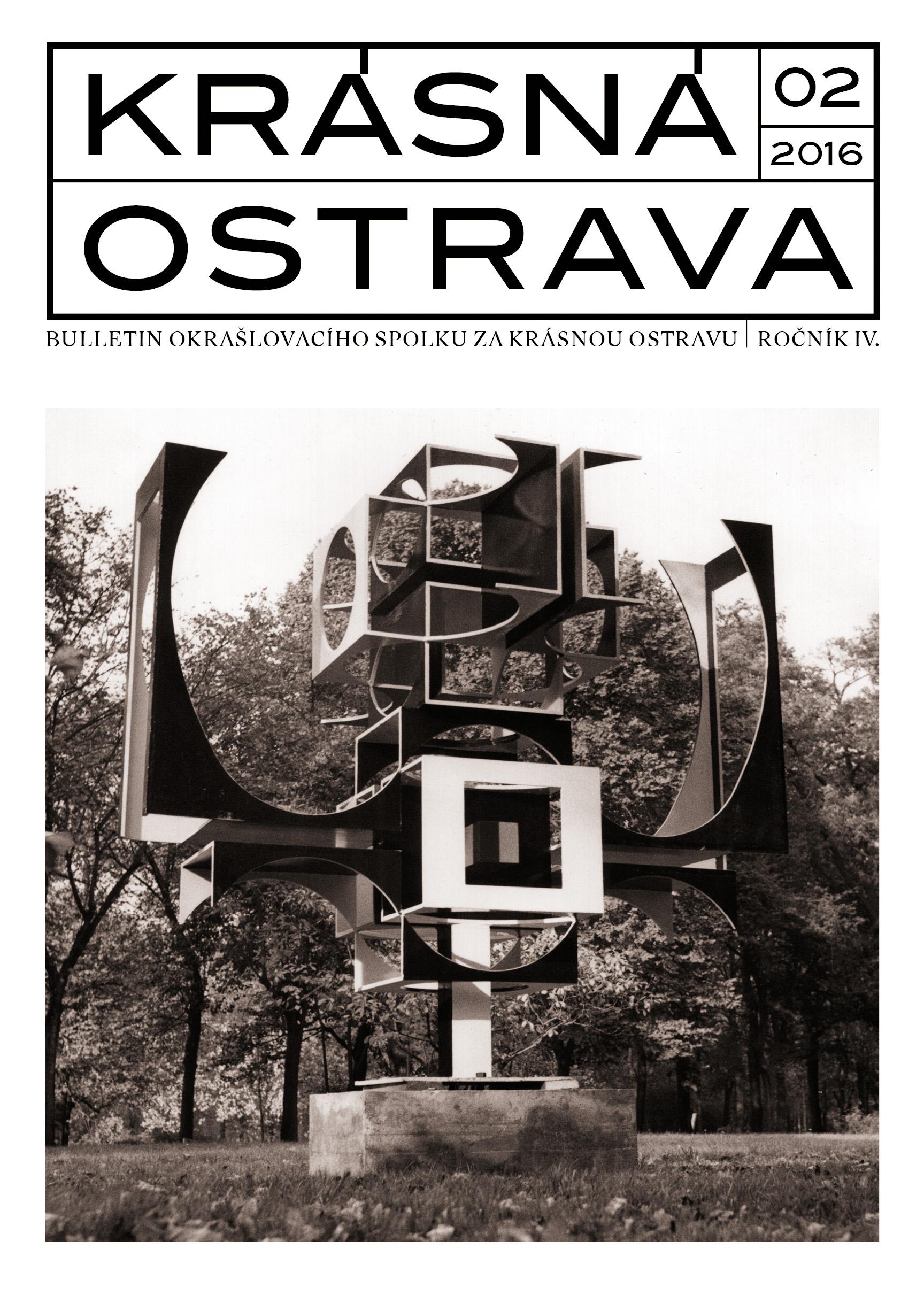 Bulletin Krásná Ostrava 2/2016