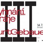 Výstava Kurta Gebauera v galerii Lauby