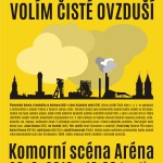 Veřejná debata: Volím čisté ovzduší