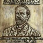 V Ostravě vznikla nová pamětní deska věnovaná Paulu Kupelwieserovi