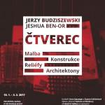 Výstava polského umělce v Industrial Gallery