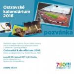 Vychází Ostravské kalendárium 2016