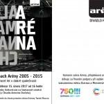 Divadlo Aréna slavnostně pokřtí svůj Almanach