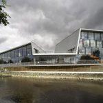 Aktuální informace o architektonické soutěži na konverzi bývalých jatek. Zdroj: Tisková zpráva SMO