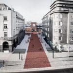 Známe vítěze architektonické soutěže na proměnu Umělecké ulice. Zdroj: Tisková zpráva SMO, 5.4.2017
