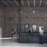Architektonická soutěž na městská jatka - hodnocení projektů porotou, grafické podklady