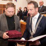 Zpěvačce Věře Špinarové byla udělena Cena města Ostravy in memoriam