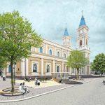 Ostrava zná vítěze soutěže na proměnu náměstí Msgre Šrámka, zdroj: Archiweb, 22. 6. 2017