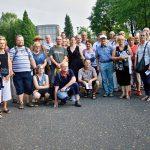 Fotoreport: Okrášlení slezskoostravského hřbitova a oprava hrobu Augustina Handzela