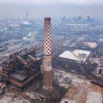 Unikátní komín Strakáč zmizel navždy z mapy Ostravy